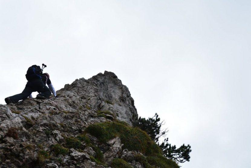 Klettersteig Hochlantsch : Hochlantsch franz scheikl steig